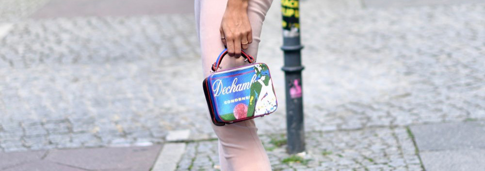 Caroline Dechamby Event Berlin Fashion Week 2017 detail