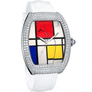 Caroline Dechamby Watch Atelier Mondrian