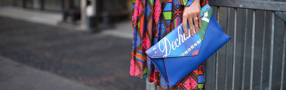 Caroline_Dechamby_Envelope_clutch_Milan_Fashion_Week